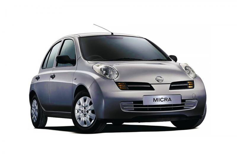 002 - Nissan Micra