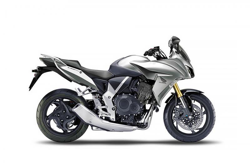 012 - Honda CBF 250/500/600