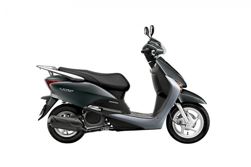 009 - Honda Lead 100