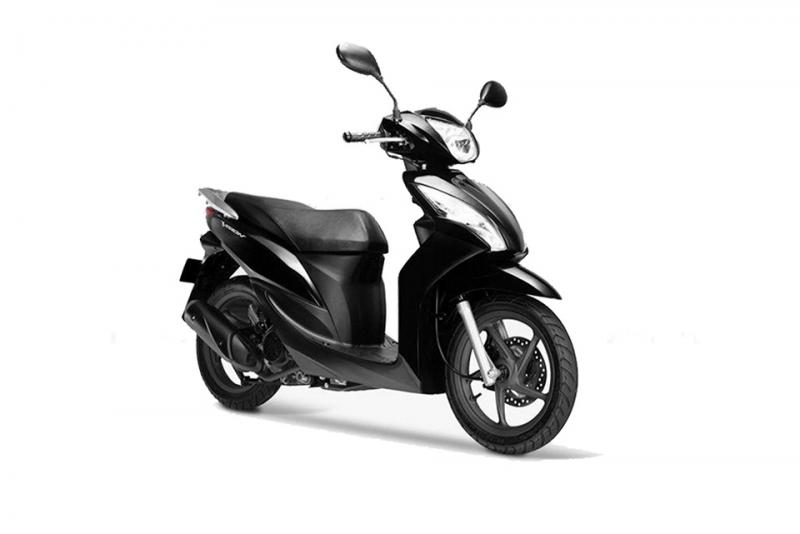 010 - Honda Scooter 125
