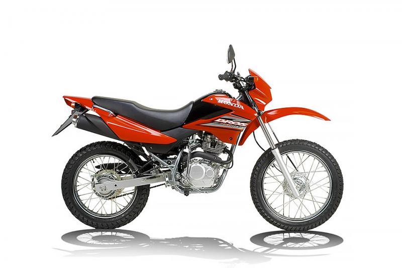 011 - Honda XR 125