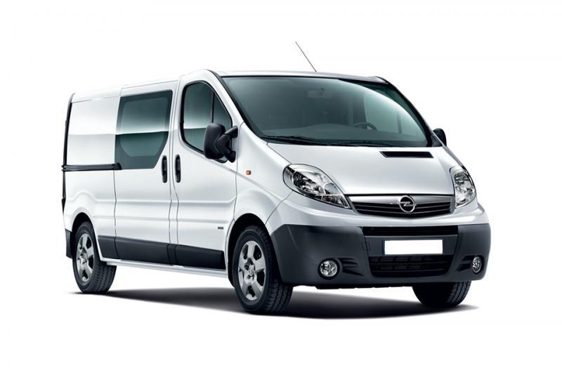 008 - Opel Vivaro